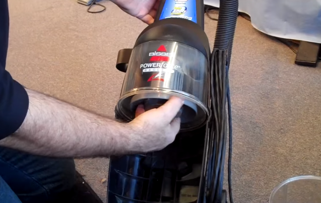 Vacuum cleaners troubleshooting