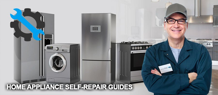 APPLIANCE SELF-REPAIR GUIDES